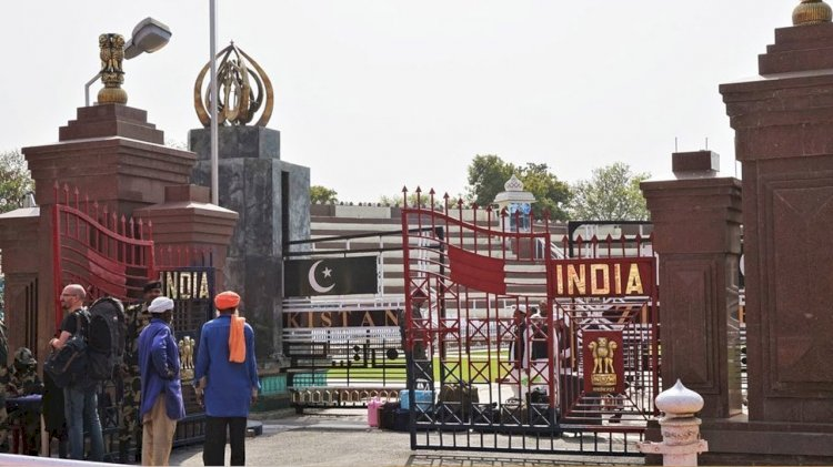 82 Stranded Pakistanis In India To Return Home Via Wagah Border