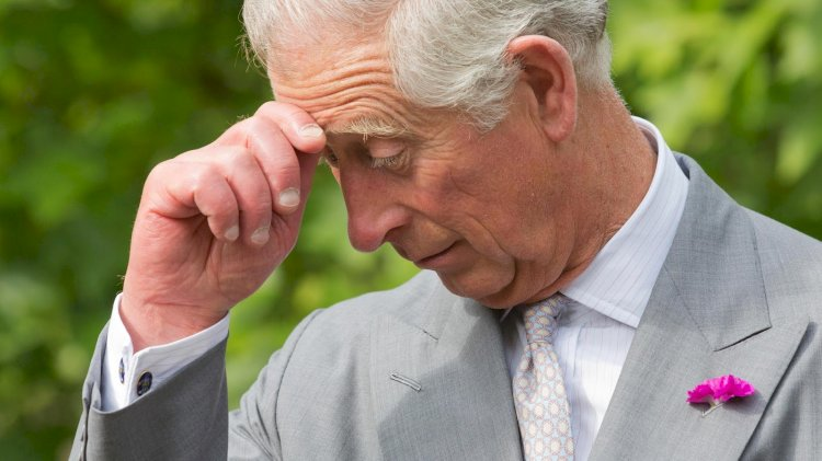 Prince Charles Of Whales Tests Positive For Coronavirus