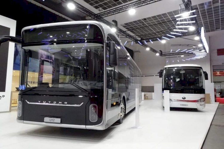 Electric Buses To Hit Roads In Pakistan Very Soon