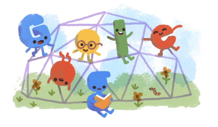 Google Celebrates Children's Day With Creative Doodle