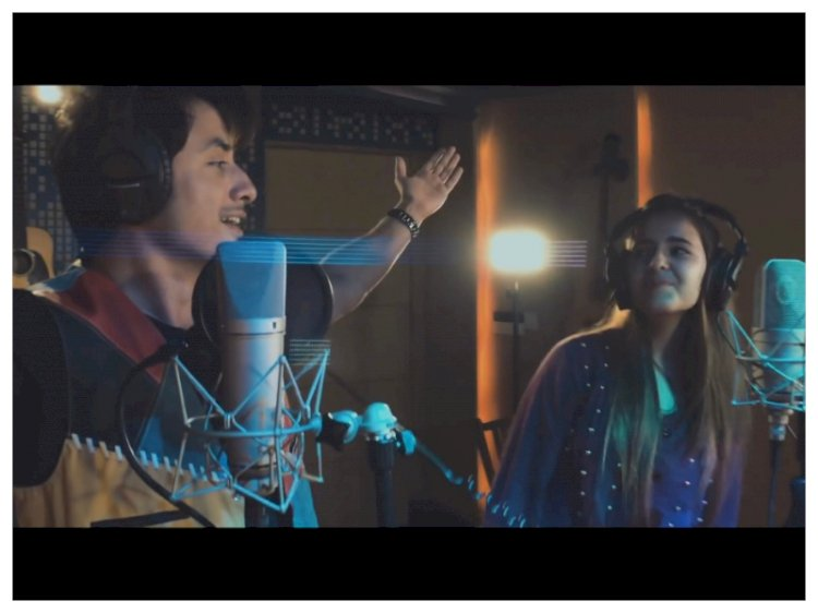 From Valleys of Baluchistan to Sharing Studios with Ali Zafar: Urooj Fatima is an Emerging Talent of Pakistan.