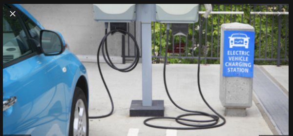 Pakistan's First Electric Vehicle Charging Station Installed in Islamabad.