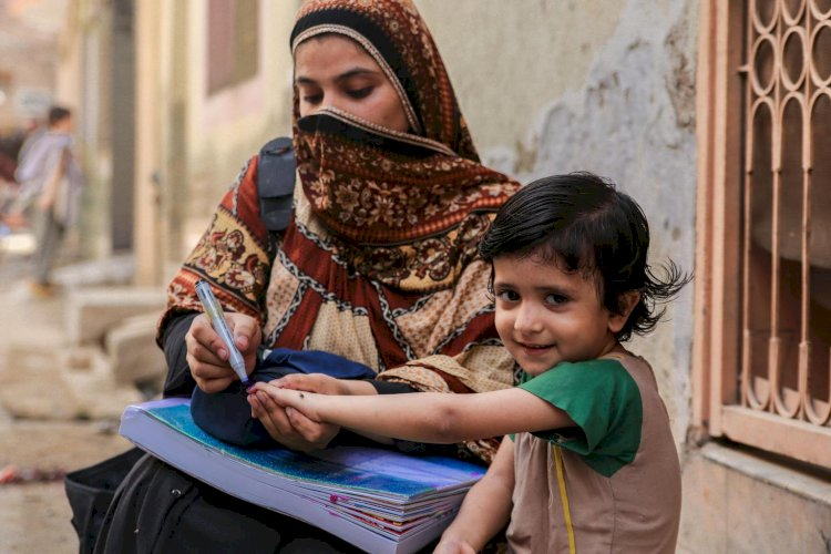Polio Campaign Achieves 94% Of Its Target In Karachi