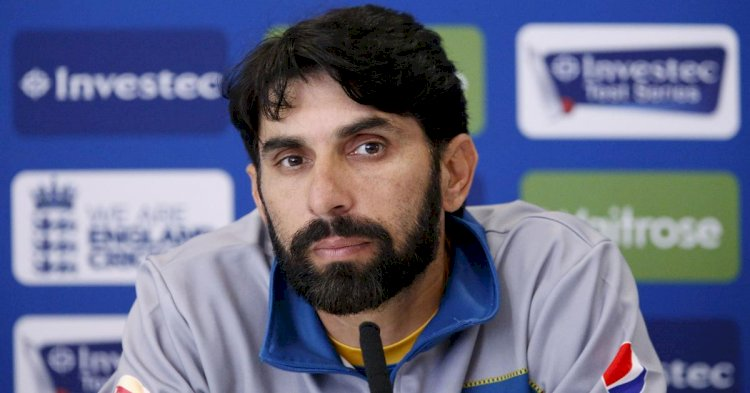 Why Misbah-ul-Haq Resigns From An Important Designation